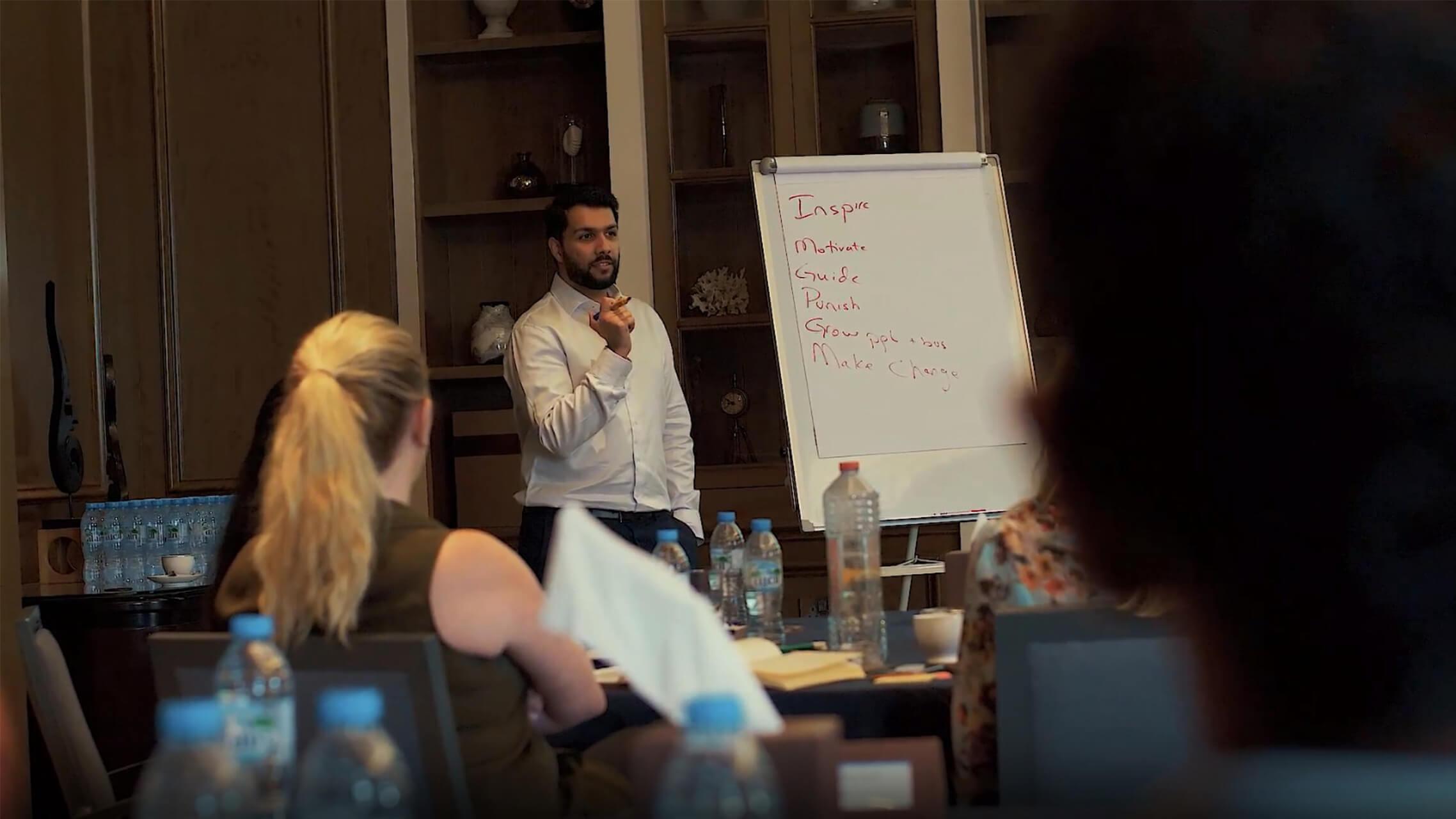 Business Coach Murtaza